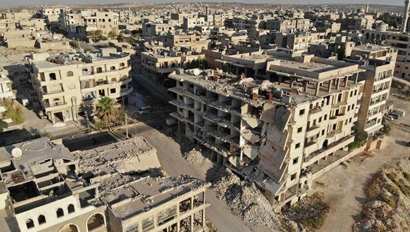 Сирия. Американские наёмники Белые каски и Ан-Нусра* перевозят ядовитые вещества в Идлиб