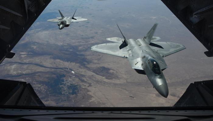 Коалиция США вновь применили запрещённый белый фосфор при авиаударах по Сирии