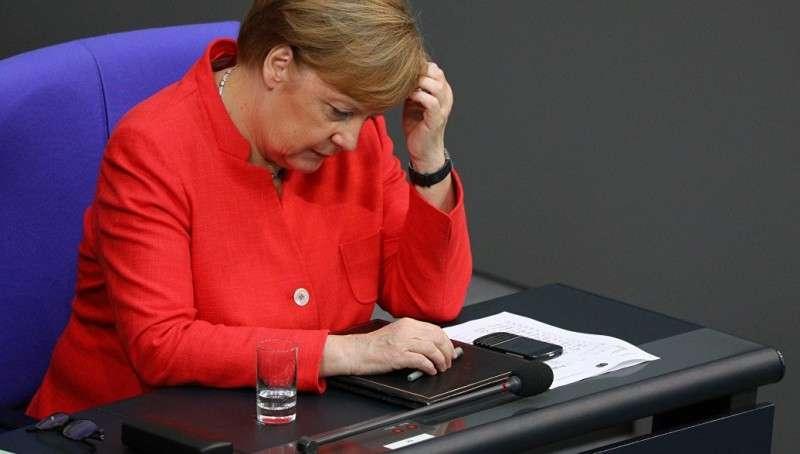 Меркель. Как уйти вовремя vs не отступать и не сдаваться