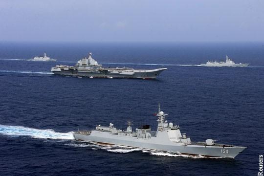 Когда начнется война между Китаем и США