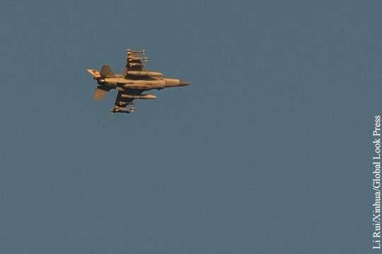 Израиль сообщил об ударе по колонне с ракетами на территории Сирии