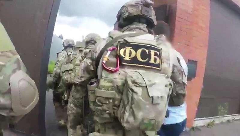 Татарстан: ФСБ опубликовала видео задержания сторонников ИГИЛ