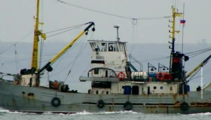 Всех российских моряков с «Норда», кроме капитана, обменяли на украинских браконьеров
