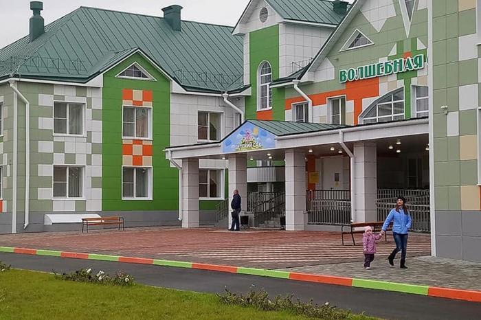 ВТамбове открыт детский сад на300 мест «Волшебная страна»