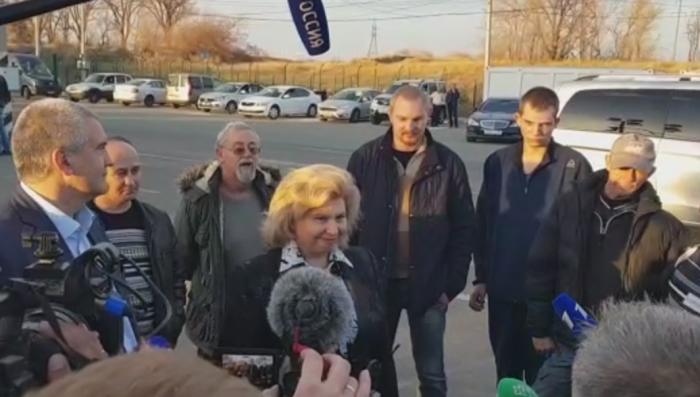 Экипаж «Норда» обменяли на украинских моряков
