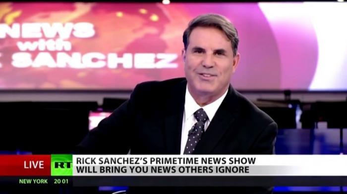 Телеведущий США Рик Санчес сравнил опыт работы в CNN, Fox News, NBC и RT America