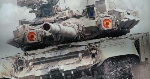 Евреи украли Т-90 в Сирии и «превратили» его в свою Меркаву