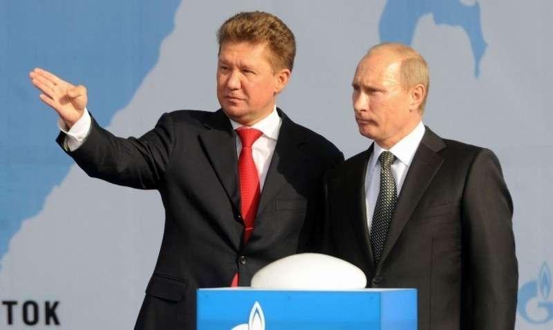 Европа зимой может остаться без газа. В Кремле и Газпроме стоит ждать гонцов