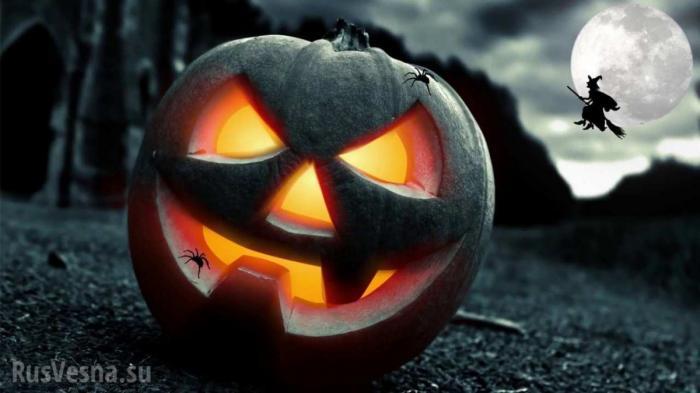Хеллоуин на Украине: когда реальность страшнее сказки