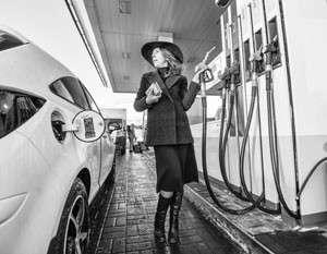 Российский бензин остается самым дешевым в Европе