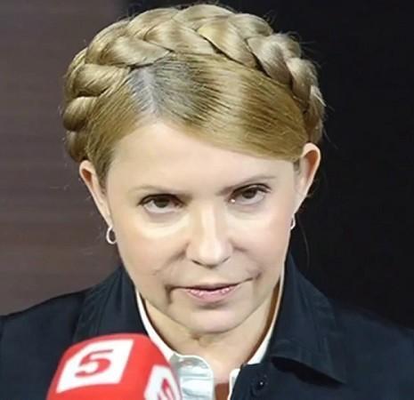 Юлия Тимошенко идёт на последнюю войну