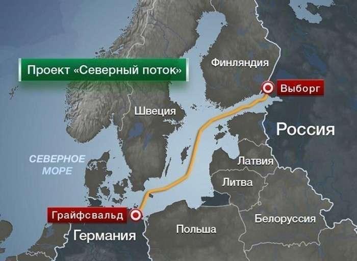Северный поток-3 и новые нитки Турецкого потока уже на повестке дня