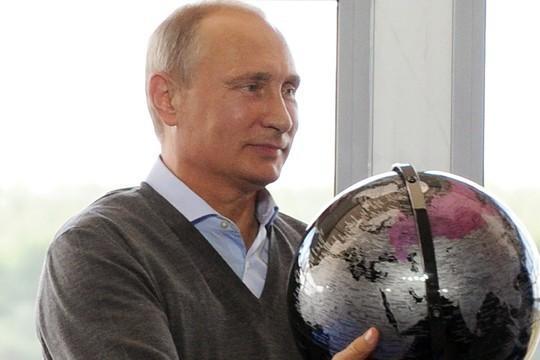 Владимир Путин обозначил черты справедливого Мирового Порядка