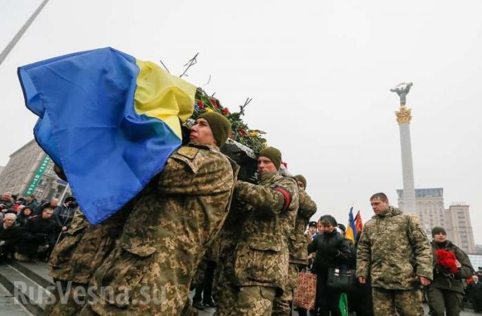 Донбасс: ликвидирован один из старейших карателей ВСУ – подарок на Хэллоуин