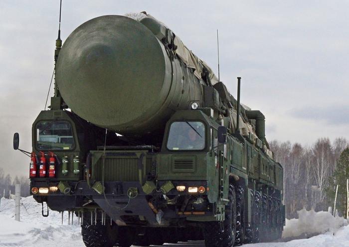 РКСН «Ярс» поступил навооружение полка РВСН вЙошкар-Оле