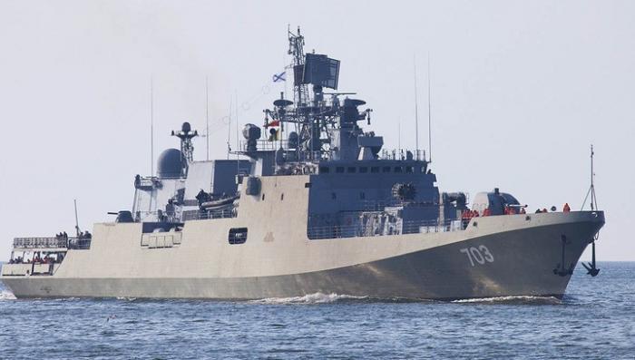 Индия покупает у России два фрегата проекта 11356 «Буревестник». Контракт подписан