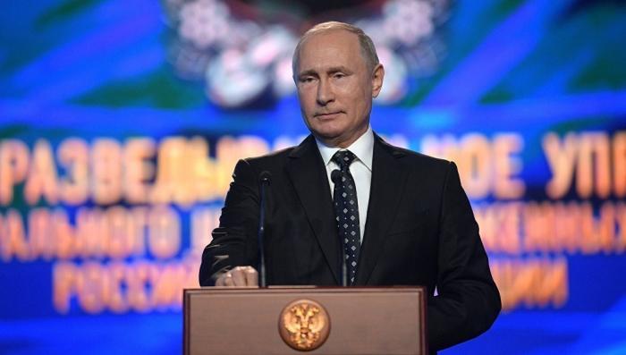 Владимир Путин предложил вернуть российской военной разведке название ГРУ