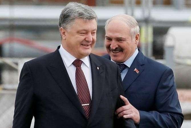 ДНР и ЛНР: мир под присмотром Лукашенко или британца Марка Этерингтона и США?