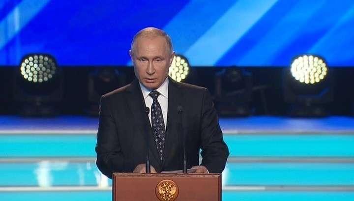 Владимир Путин возродил ГРУ в символическую дату
