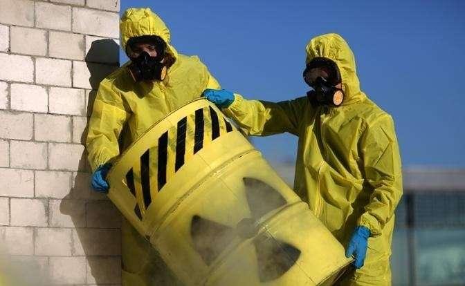 США делают из Украины ядерный отстойник. Подробности