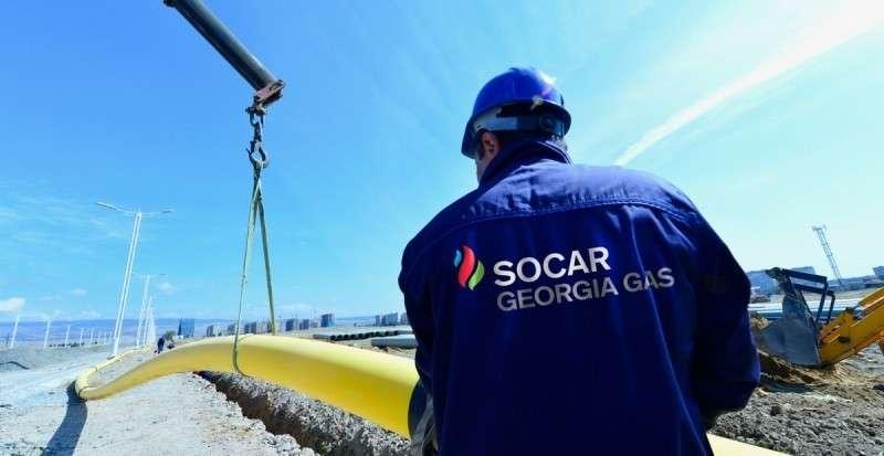 Гордая и независимая Грузия покупает российский газ через Азербайджан по украинской схеме