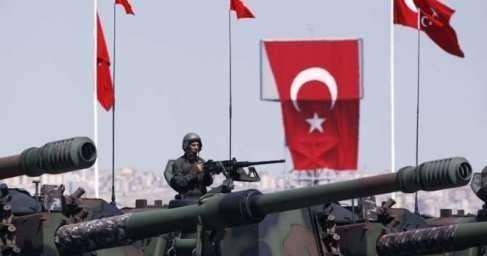 Порошенко предложил Турции оккупироватьДонбасс