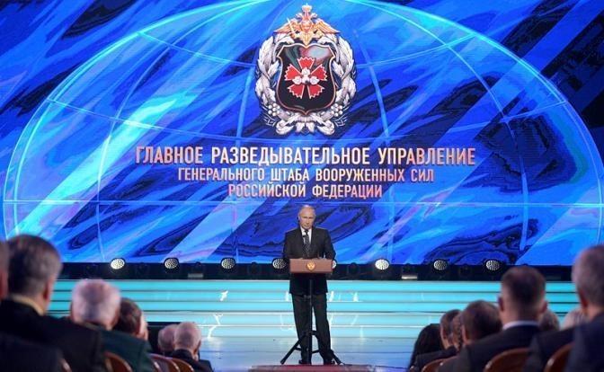 ГРУ снова будет вселять ужас в сердца врагов России
