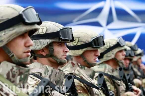 ДНР: Что кураторы из НАТО делают в Краматорске | Русская весна