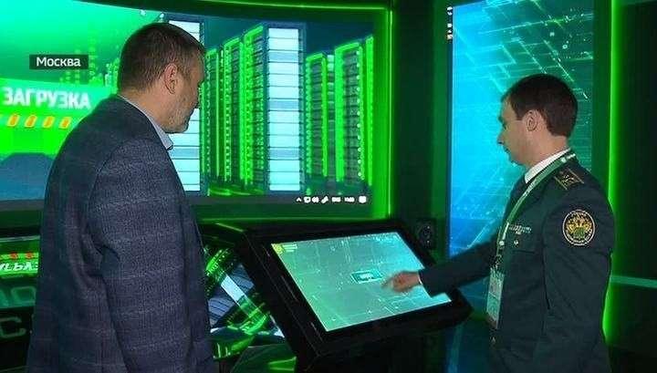 Первая вРФ электронная таможня заработала вПриволжском федеральном округе