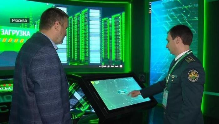 Первая вРоссии электронная таможня открыта вПриволжском федеральном округе