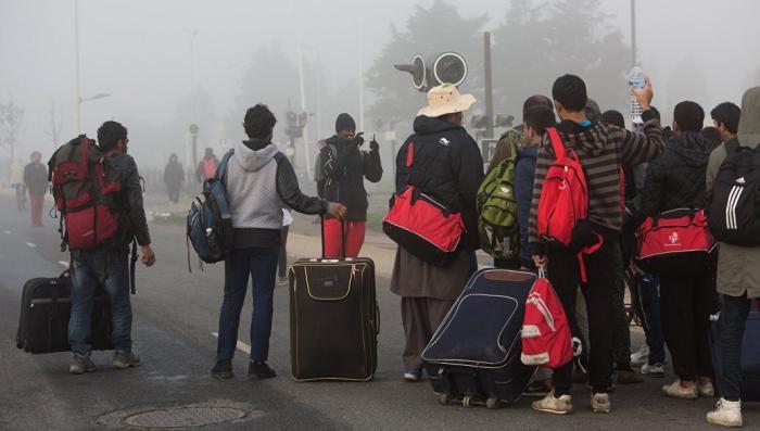 20 тысяч вооруженных мигрантов готовятся прорваться в Европу