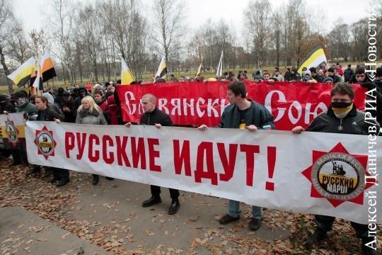 Почему умер «Русский марш»? Его оседлали евреи