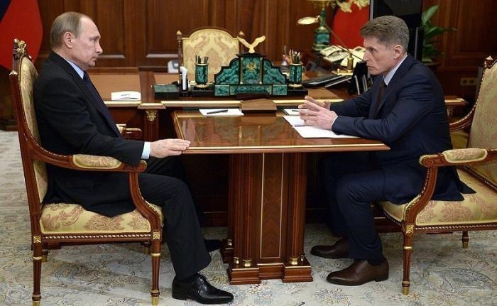 Кто из провокаторов играет против Владимира Путина в Приморье?