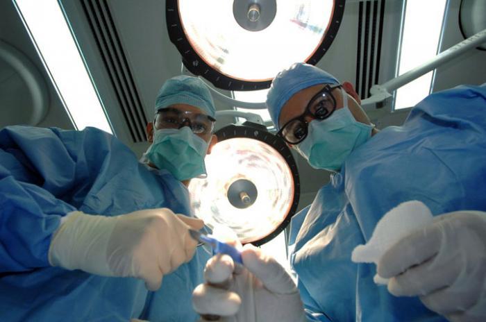 Успехи чёрной трансплантологии на Украине