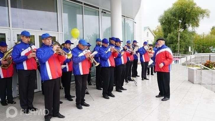 ВПодольске открыли новый сельский дом культуры «Быково»