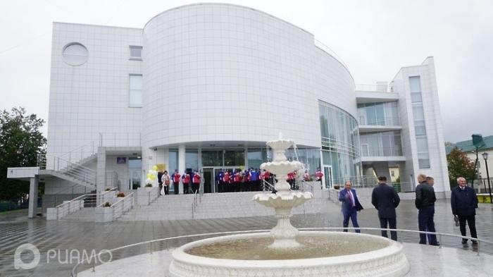 ВПодольске открыли сельский дом культуры «Быково» площадью 5 тысяч квадратных метров