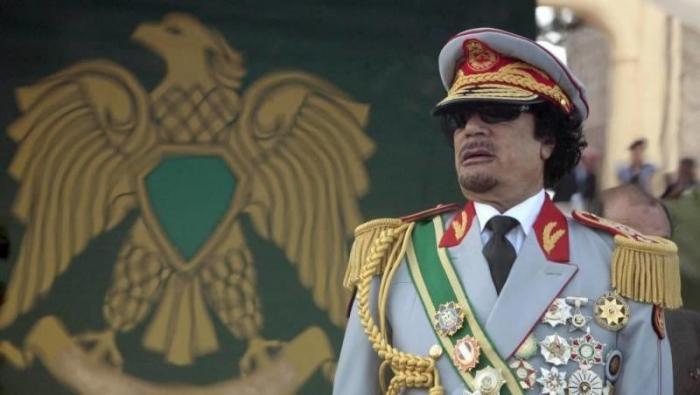 Бельгия ищет куда исчезли деньги со счетов Муаммара Каддафи?