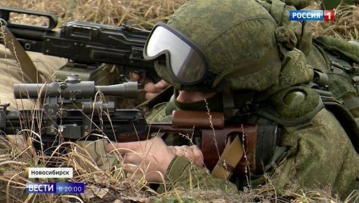 Военные разведчики России отмечают профессиональный праздник