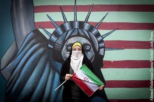 США пытаются удушить Иран станциями