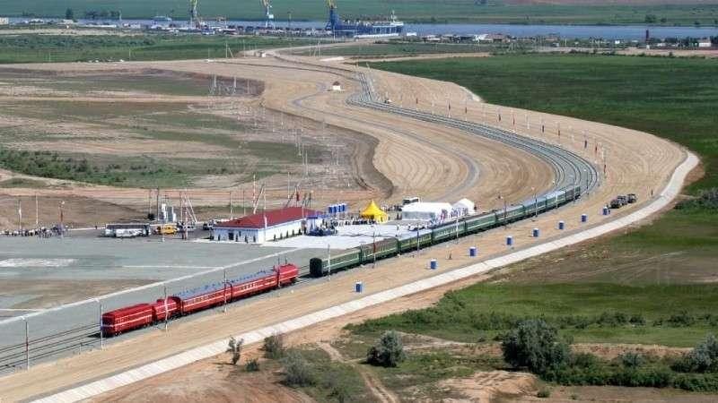 Транспортный коридор «Север–Юг». Новый торговый путь из варяг в персы