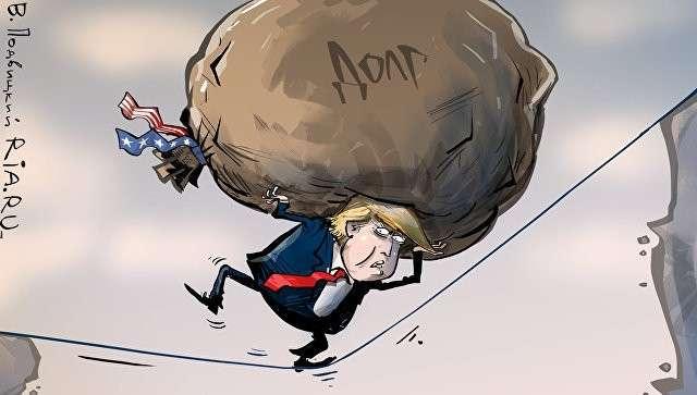 Трамп намерен погасить весь долг США: уже есть варианты, за чей счет