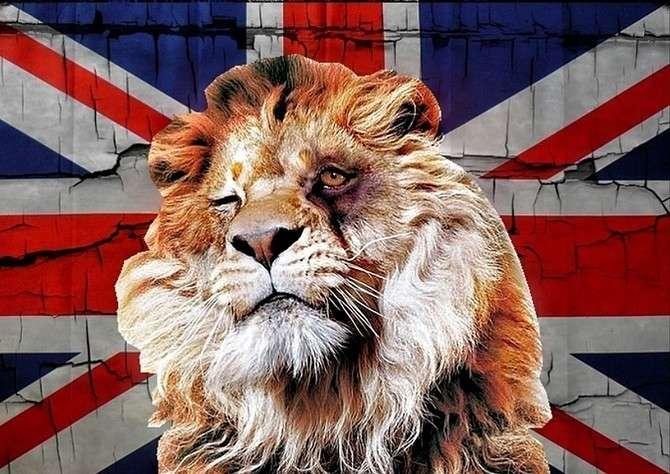 Британия, похоже, совсем отощала и утратила былую силу