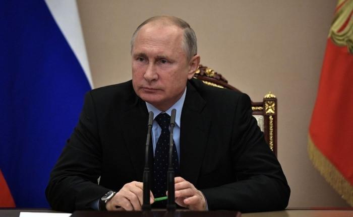 Владимир Путин обсудил с Советом Безопасности введение США санкций против Ирана