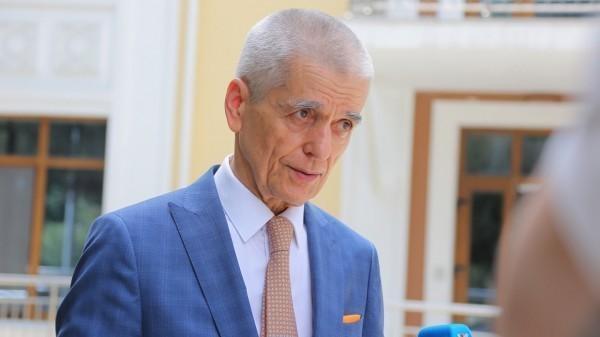 Геннадий Онищенко высказался на тему Ольги «кто вас рожал, к тем и обращайтесь» Глацких