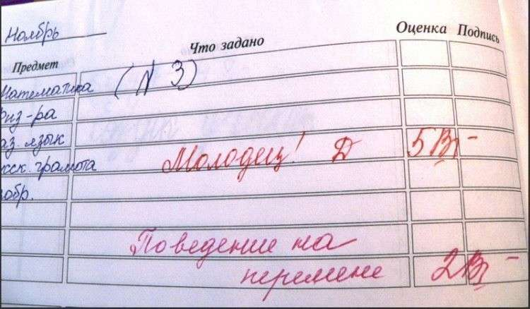 Отмена школьных оценок – очередной удар по российскому образованию