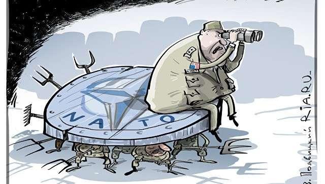 Эммануэль Макрон готовится к войне против США