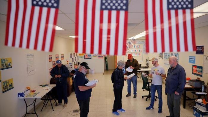 Результаты выборов в США и их последствия. Республиканцы против демократов