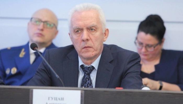 Владимир Путин назначил Александра Гуцана полпредом в Северо-Западном округе