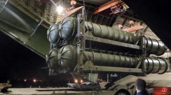 В Сирии российские С-300 привели в боеготовность