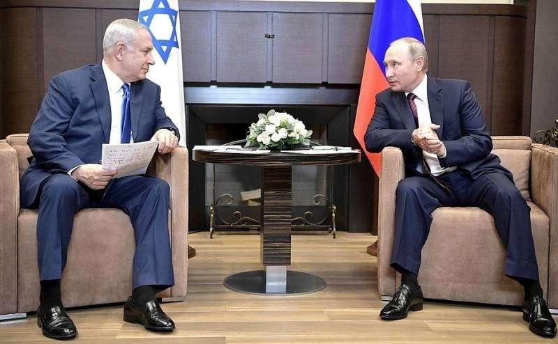 Россия отменила встречу Путина и Нетаньяху в Париже – сообщают СМИ Израиля